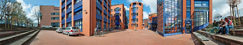 Gebäude der Hochschule Bremerhaven